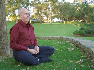 Meditation reduces stress